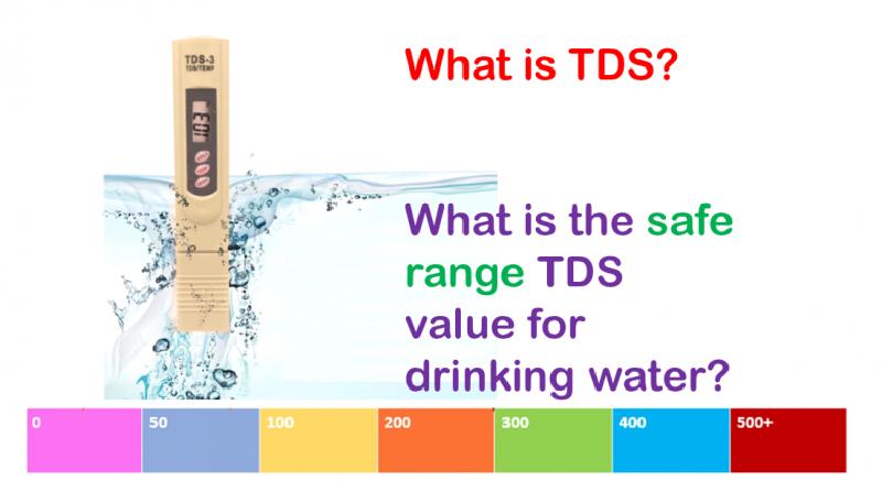 TDS trong nước là gì
